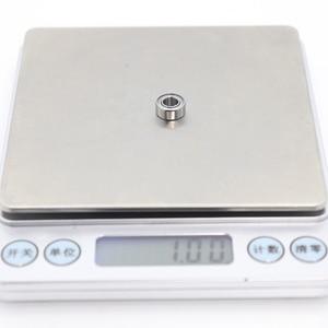Image 5 - Mr15zz rolamento 5*10*4mm (10 pces) ABEC 5 miniatura mr155 z zz alta precisão mr15z rolamentos de esferas