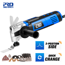 Multifunction Tool Oscillating Multi-Tools Variable Speed Renovator Electric Home Decoration Trimmer Electric Saw by PROSTORMER