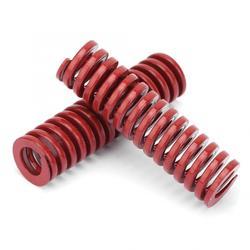 2 шт., красные пружины для пресс-форм, OD 10 мм ID 5 мм