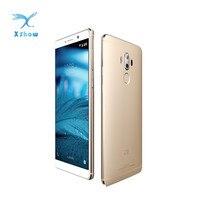 Orijinal ZTE AXON 7 MAX küresel Rom Smartphone 4GB 64GB Snapdragon 625 6.0 inç FHD parmak izi hızlı şarj cep telefonu