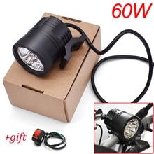 مصباح مساعدة لمصباح الدراجة النارية 2020 60 وات مصباح LED لضوء الضباب للدراجات النارية Z900 ER6N Z800 Z750 CRF 450 CRF XR XL 85 CBR600RR