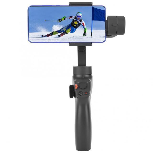 BEYONDSKY Eyemind V2.0 3 Axis Handheld Mobile Phone Gimbal Stabilizer for Cellphone Smartphone for GOPRO Cameras 4/5/6/7