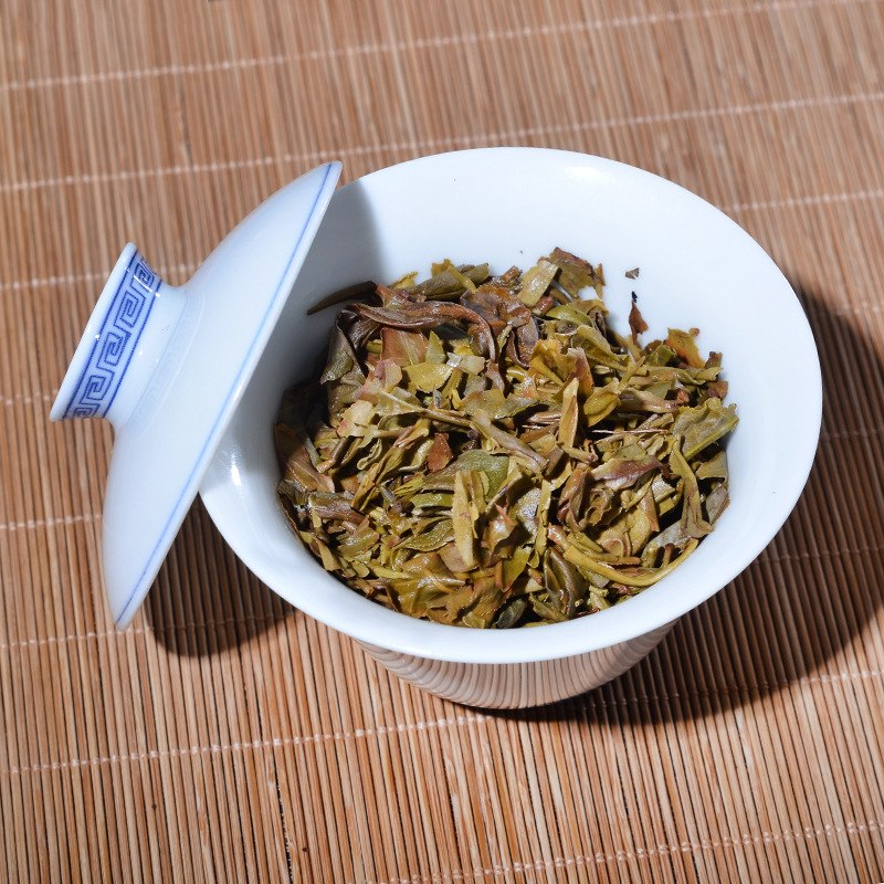 Made in 2008 Raw Yunnan Puerh Tea 357g Prevent Arteriosclerosis 4