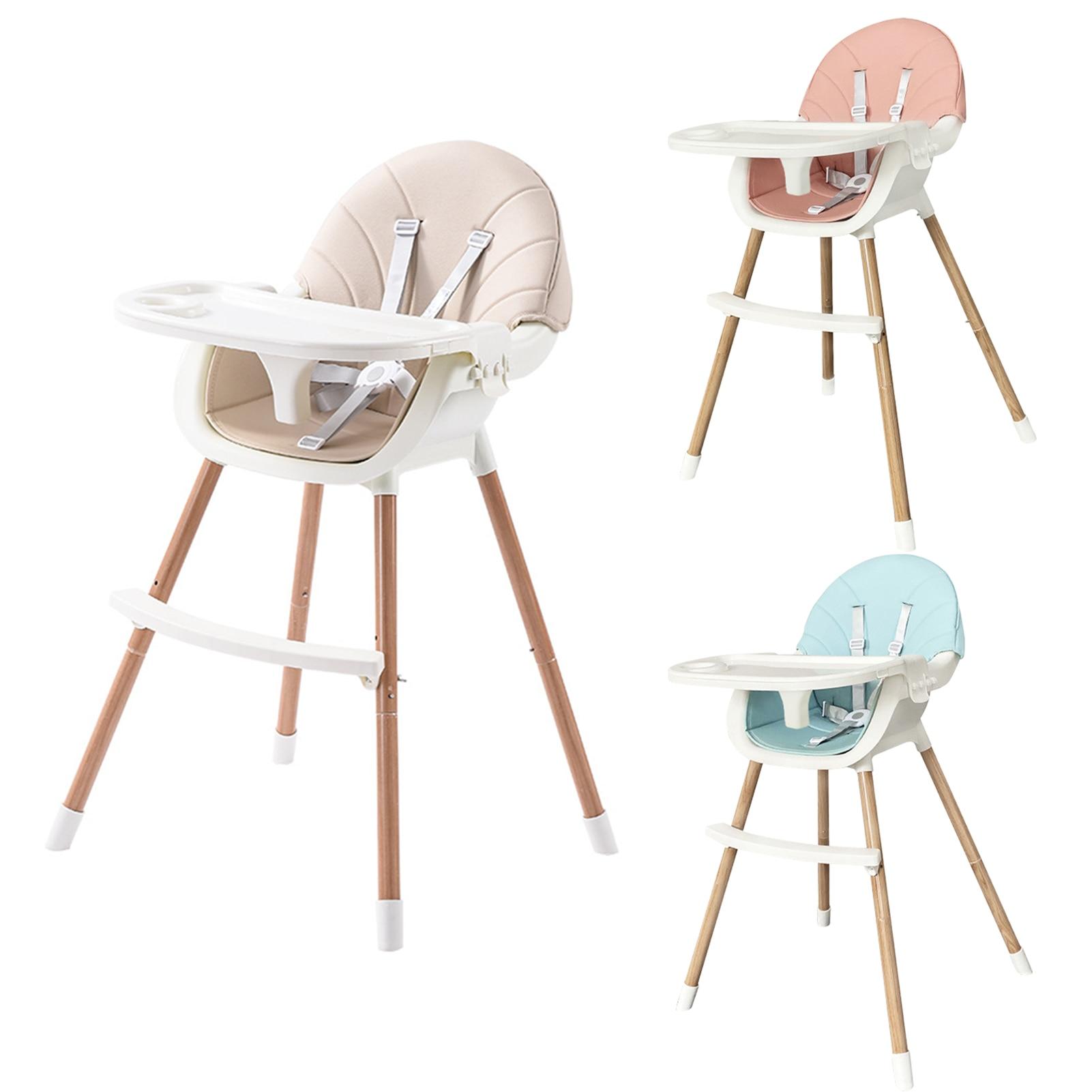 Детский высокий стул, подлинный портативный стул для кормления, детский высокий стул, Многофункциональный Детский обеденный стул 1