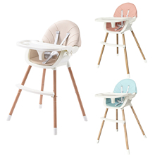 Baby High Chair Authentic Portable Chair For Feeding Baby High Chair Multifunctional Baby Dining Chair