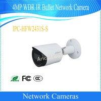 送料無料大化セキュリティ CCTV IP カメラ H.265 4MP WDR 防水 IR 弾丸ネットワークカメラ POE IP67 DH-IPC-HFW2431S-S