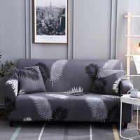 Floral Sofa Abdeckung Hussen Elastische Stretch Enge Wrap All-inclusive-Sofa Couch Abdeckung Handtuch Möbel Protector 1/2 /3/4 sitzer