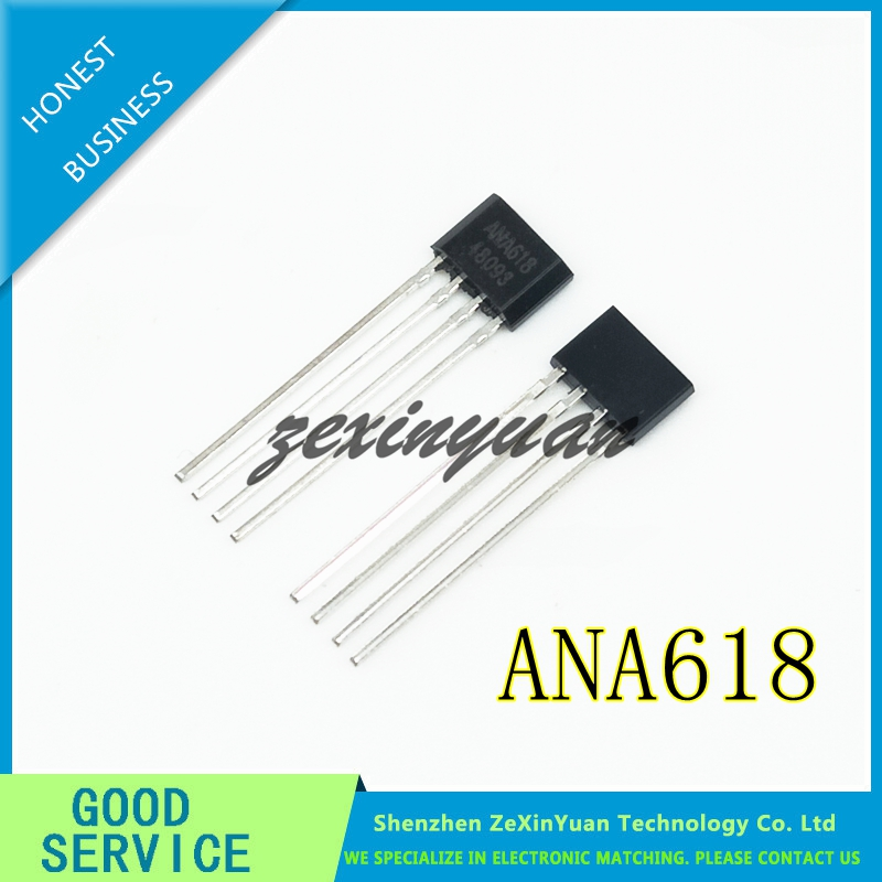 20PCS/LOT ANA618 618 TO-94 NEW SOLAR LAWN LAMP IC