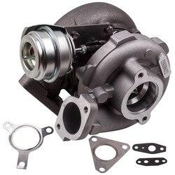 GT2056V 144411 EB300 turbosprężarka do nissana Navara Pathfinder do Pathfinder/Navara 2.5DI 174HP QW25 751243 zbalansowana sprężarka w Turboładowarki i części od Samochody i motocykle na
