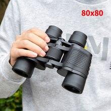 Professional Binoculars Hunting Telescope Night-Vision 80x80 Optical-Lll 10000M HD