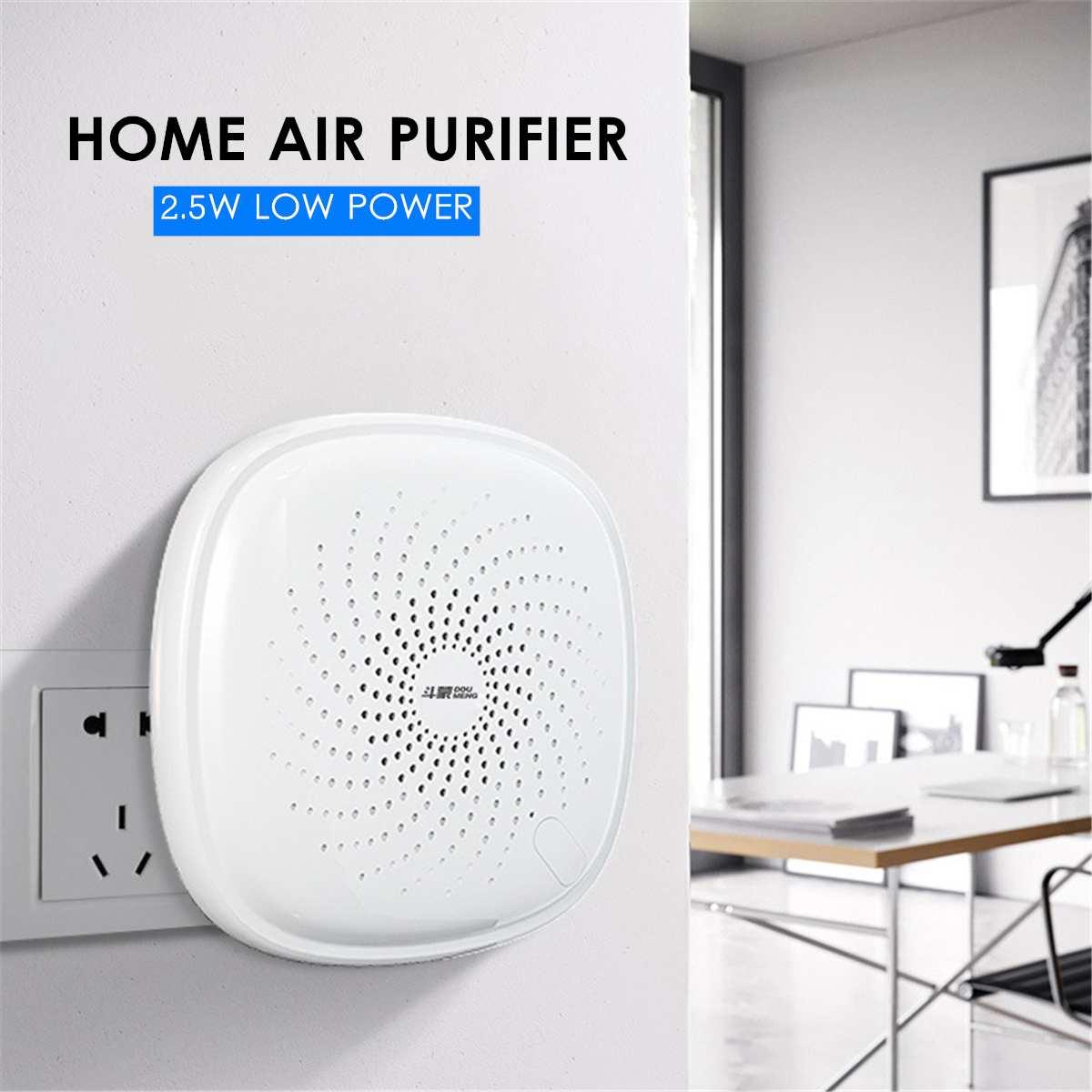 Air Ionizer Air-Purifier Ozone Generator 100v~240v Ionizer Generator FILTER Purification Home Toilet Deodorizer Pet Deodorizer