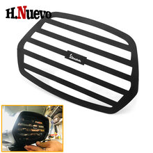 Motorcycle Headlight Cover Front Head Light Grille Shell Protector For Vespa Sprint150 2017 2018 2019 2020 Sprint 150 Sprint 150