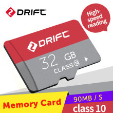 Drift Speicher Karte 32GB Micro SD karte flash-karte Memory Microsd TF Karte für sport action kamera cam motorrad cam Ghost X/XL/4 K(China)