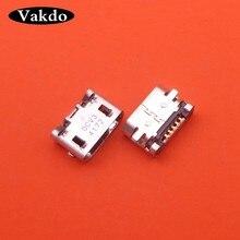 50 шт./лот, для nokia lumia n710 710 micro usb jack, разъем для зарядки, док-станция, разъем, запасные части, бесплатная доставка
