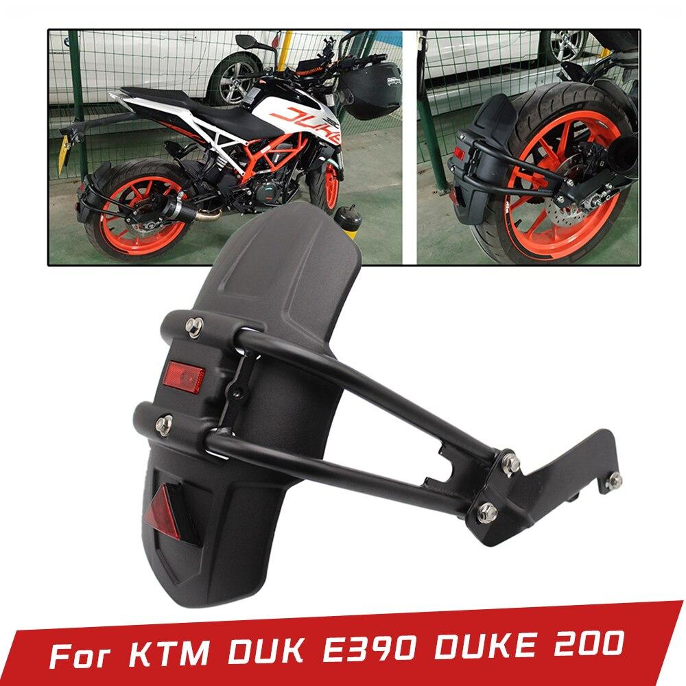 Motorcycle Durable Rear Wheel Fender Wheel Splash Mudguard Guard ...