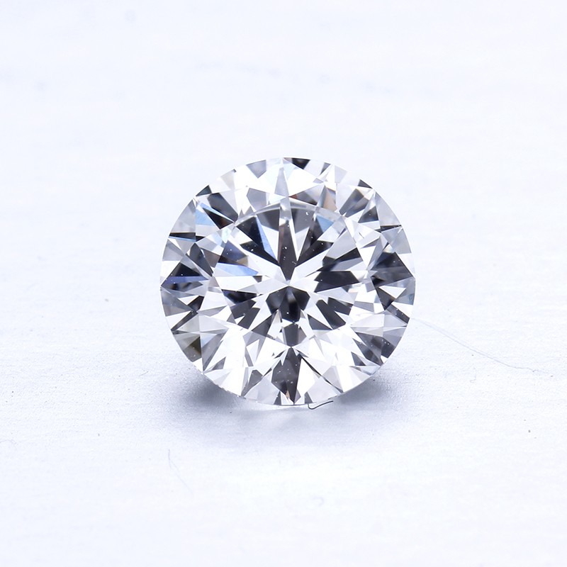 10pcs/pack small size 2.5mm 0.06 carat DF color VS-VVS clarity EX cut HPHT lab grown diamond for ring