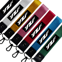 New Motorcycle Keychain Keyring Car Key Strap Fob ID Card keycord Phone Lanyard For iPhone YAMAHA Samsung yzf r125 r3 125 r6 r1 стоимость