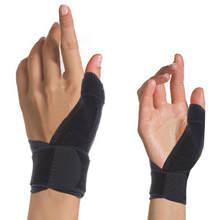 Muñequera de pulgar médica, soporte para túnel carpiano, artritis, esguince, lesiones de mano izquierda y derecha, alivio de dolor de apoyo, estabilidad de muñeca