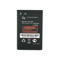 2pcs NEW Original 1200mAh BL7301 battery for FLY High Quality Battery+Tracking Number стоимость