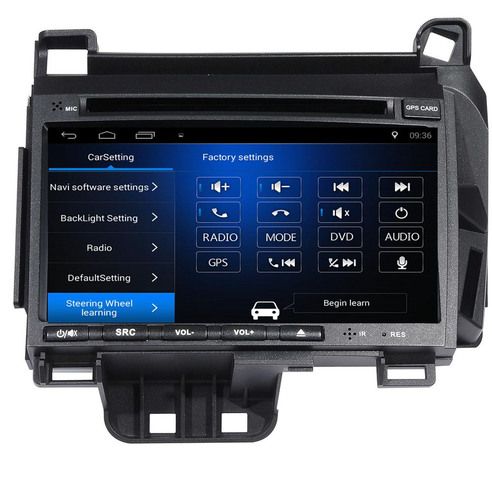 Android 9,0 ram 2G автомобильный dvd для LEXUS CT200 2011 2017 20182019 автомобильный Радио мультимедийный плеер gps навигационная система головное устройство сте... - 4