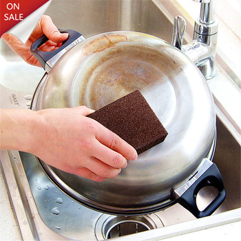1PC Sponge Magic Eraser for Removing Rust Cleaning Cotton Kitchen Gadgets Accessories Descaling Clean Rub Pot Kitchen Tools