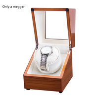 Storage Mechanical Wristwatch Motor Shaker Watch Winder Accessories Organizer Box Display Case Home Automatic Rotation Holder