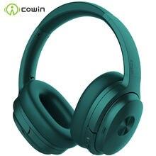 Cowin se7 [atualizado] cancelamento de ruído ativo fones de ouvido bluetooth fones de ouvido sem fio fone de ouvido com anc sobre a orelha 30-hour playtime
