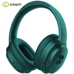 COWIN SE7[Upgraded] Active Noise Cancelling Headphones Bluetooth Headphones Wireless Headset with ANC Over Ear 30-hour playtime