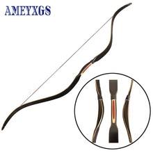 Arco laminado para tiro con arco, accesorios de entrenamiento de extremidades, velocidad tradicional, 20-35 libras, 1 Juego