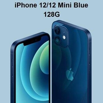 Apple iPhone 12 Mini 5G 5.4″ Super Retina XDR Display Bionic IOS 14 Smartphone