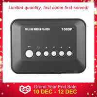 1080P Full HD SD/MMC TV vidéos SD MMC RMVB MP3 multi-tv USB HDMI lecteur multimédia avec télécommande