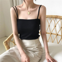 Sexy backless top crop casual sleeveless summer tops for women 2018 plus size off white streetwear t shirt harajuku