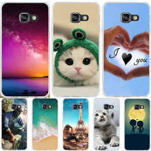 Silicone Ultra Cover For Samsung Galaxy A3 2016 Case Animal Bag For Samsung A3 2016 A310F Case For Samsung A3 2016 Phone Cases цена
