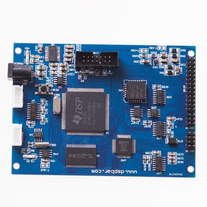 F28335 Development Board DSP Development Board High Precision AD Acquisition Board DA Conversion AD Signal Acquisition Board