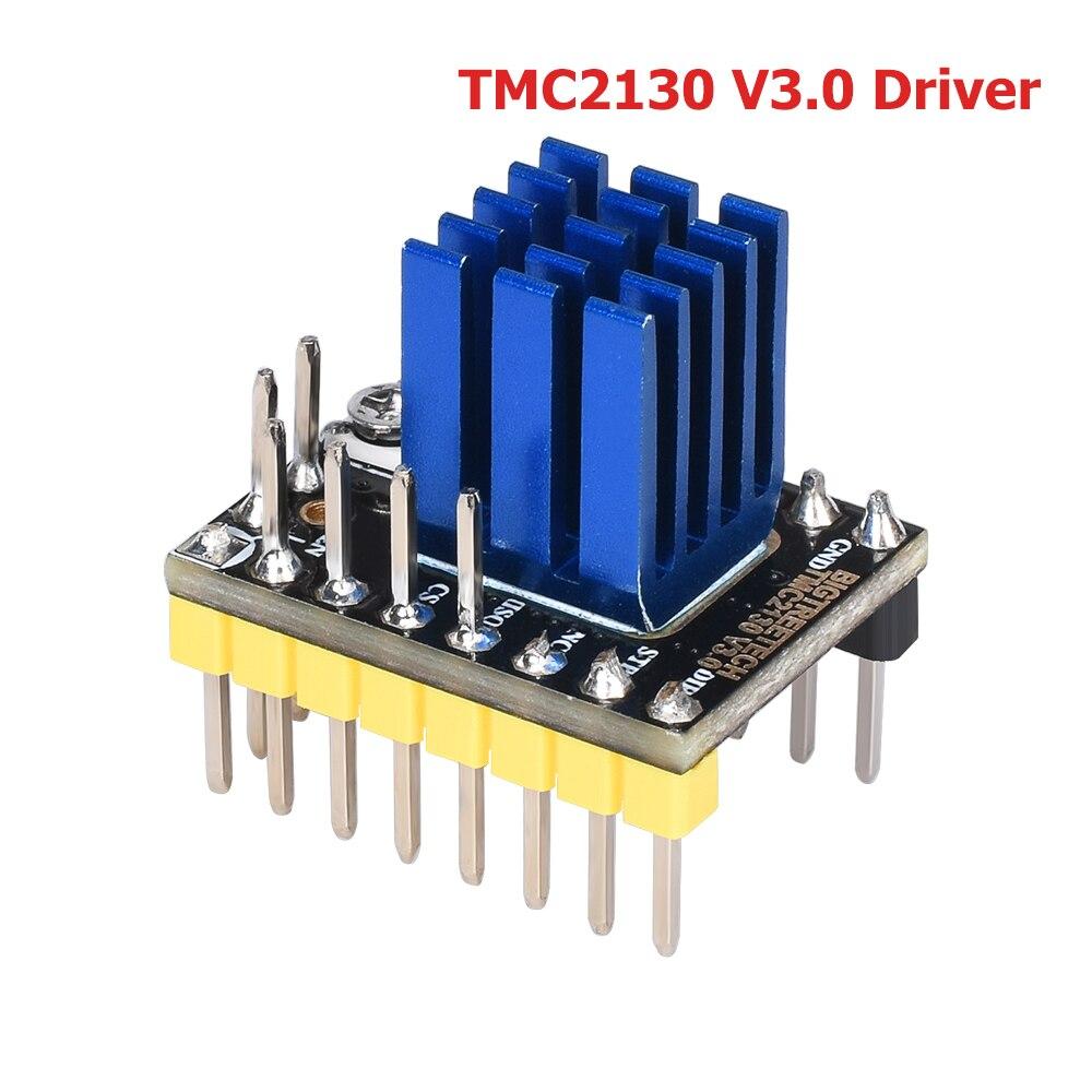 3D Printer Driver TMC2130 V3.0 Stepper Motor StepStick Mute Driver SPI  Driver Silent Reprap MKS GEN L V1.4  For SKR V1.3