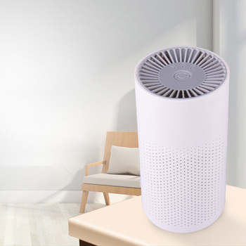 Mini Car Air Purifier Portable Negative Ion Purifiers USB Air Purifier Anion Air Cleaner Freshener for Car Home Office 3 in 1 hepa filter negative ion air purifier air freshener for homes