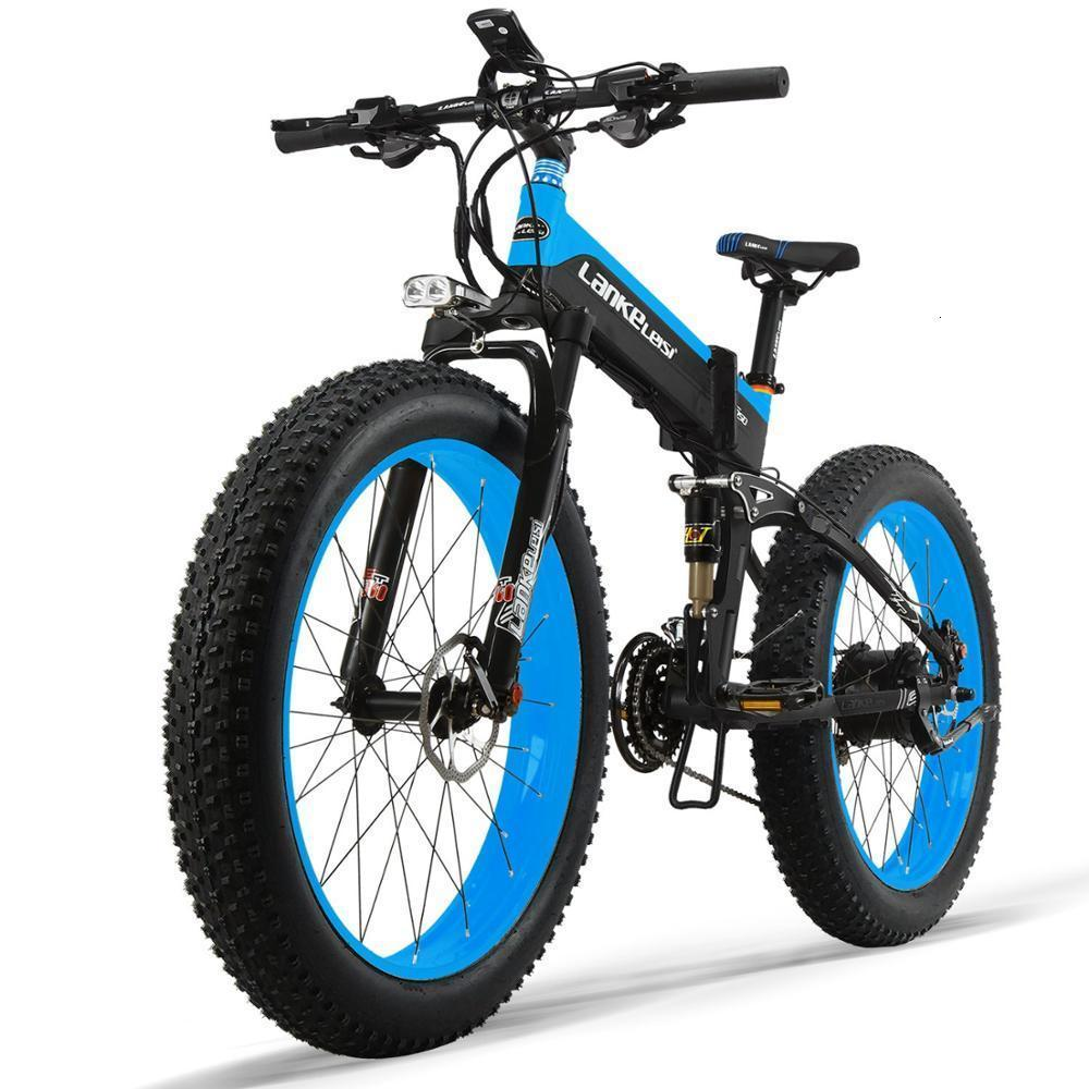 2019 XT750Plus hot sale fat tire electric bike 26 inch china ebikeFat tire folding e bike 1000W Max load 150Kg 2