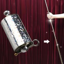 1pcs de aço inoxidável bolso auto-defesa vara telescópica portátil artes marciais desempenho metal varinha mágica extensão pólos