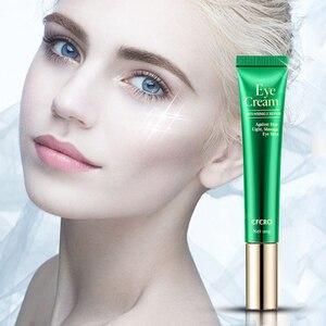 Image 4 - Crema de ojos antienvejecimiento con péptido de colágeno, antiarrugas, elimina las ojeras, esencia de caracol, hidrata la Reparación de la piel seca, líneas finas de ojos