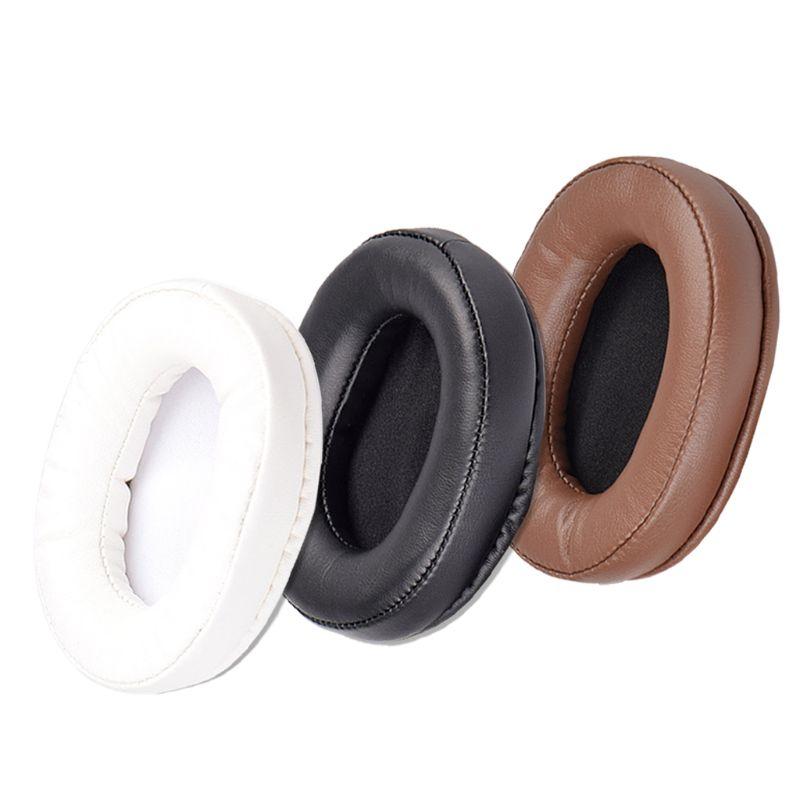 1 paire remplacée en cuir souple oreillettes éponge mousse oreille coussin housse pour SteelSeries Arctis 3 5 7 casque casque