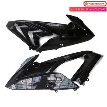 For BMW S1000RR Carbon Fiber Side Fairing Panel Cover Protector Body Kit Wing protection S1000 RR 2015 2016 2017 2018 Accessory
