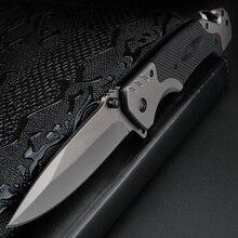 סואן פנג חיצוני סכין מתקפל סכין קמפינג ציד סכין הישרדות סכין נוח כלי טקטי רב פונקצית סכין