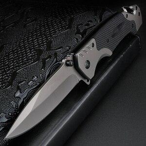 Image 1 - סואן פנג חיצוני סכין מתקפל סכין קמפינג ציד סכין הישרדות סכין נוח כלי טקטי רב פונקצית סכין