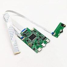 """EDP LCD נהג לוח סוג C אחד קו לעבור 30 פין eDP עבור 11.6 """"13.3"""" 15.6 """"17.3"""" 1920x1080 LCD פנל בקר לוח DIY ערכות"""