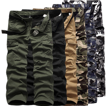 2020 brand men's camouflage military pants multi-p