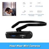 Câmera digital wifi 1080 p hd filmadora ep5 cabeça wear mini câmera de vídeo controle remoto microfone cam caneta filmadora