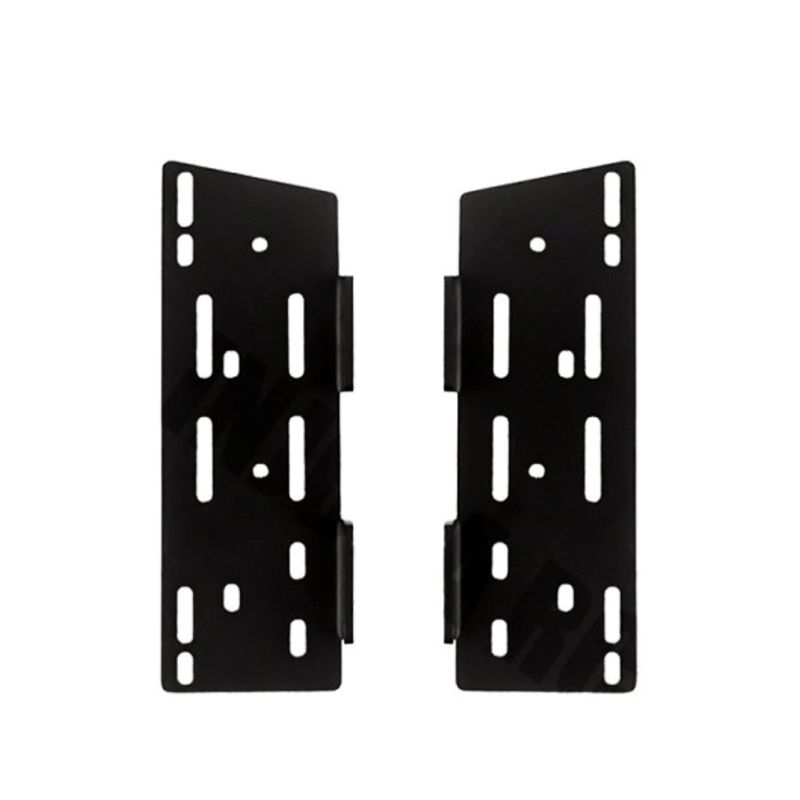Image 3 - 1pair Metal Side Pedal and Receiver Box For 1/10 Jeep Cherokee Wrangler Axial Scx10 90046 90047 90048 95AEParts & Accessories   -