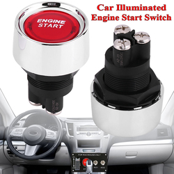 12V автомобиль с подсветкой двигателя пусковой переключатель кнопка гонки принадлежности для стартера