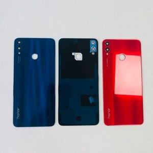 """Image 4 - Original New For 6.5""""Huawei Honor 8X 3D Glass Back Battery Cover Housing+Glass Lens+Camera Frame+Sticker JSN L2, JSN L42 JSN"""