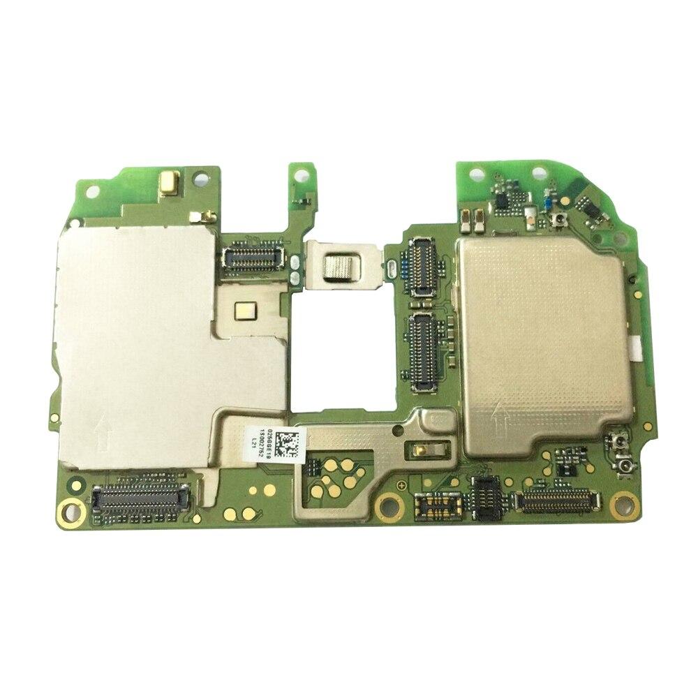 Tigenkey For Huawei Mate20 Lite  Motherboard 4G RAM 64GB ROM Unlocked Work Mate 20 Lite
